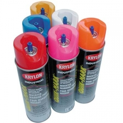 Industrial Quik-Mark Inverted Marking Paint Water-Based - Krylon