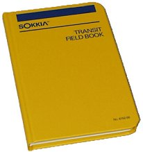 Sokkia Transit Field Book - 815200