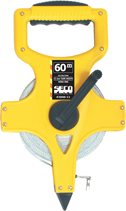 Seco Nylon/Steel Tape, 60M/mm With Hook End - 3006-11
