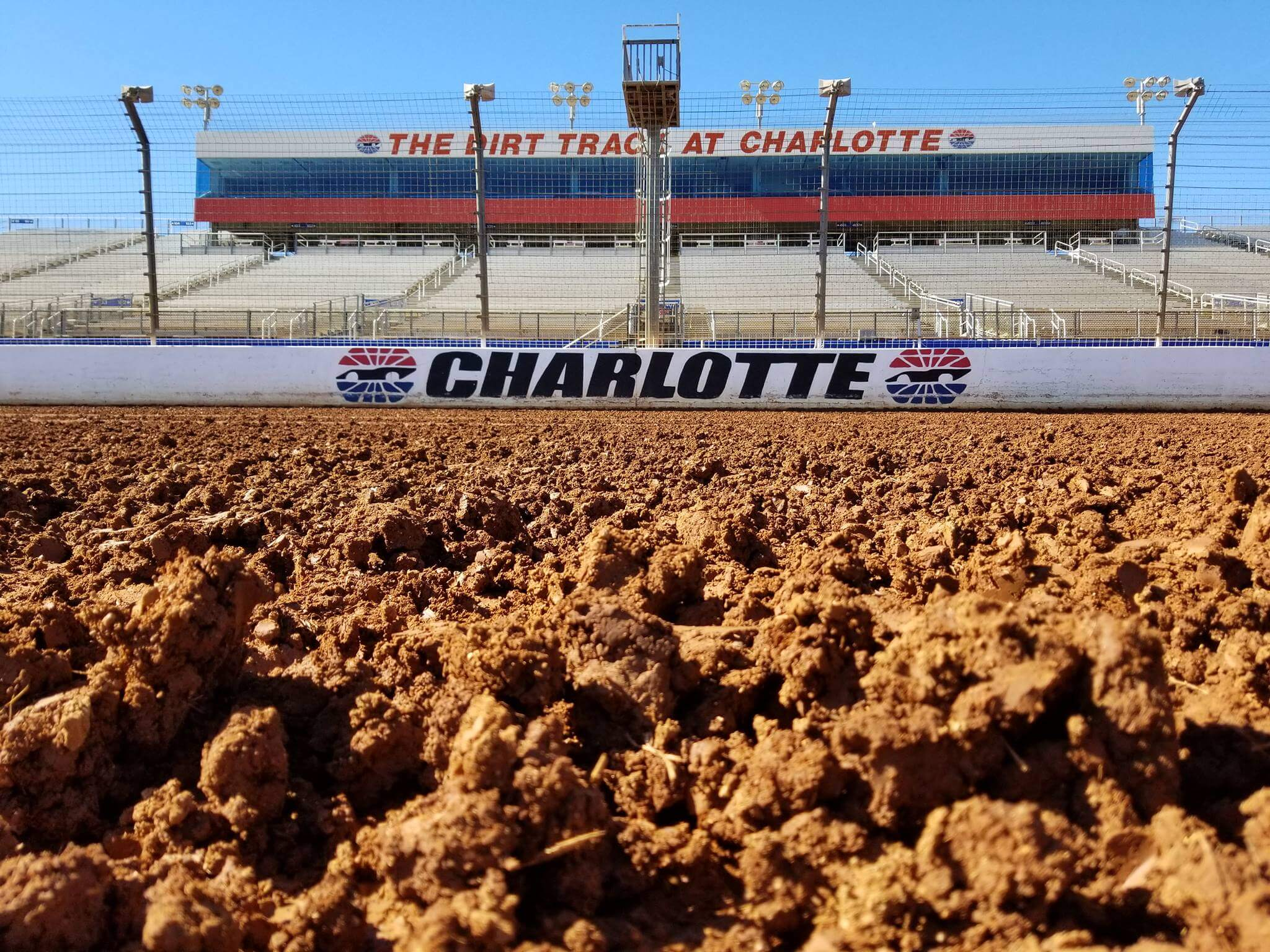 Benchmark Heads to Charlotte Motor Speedway On 5/10/21