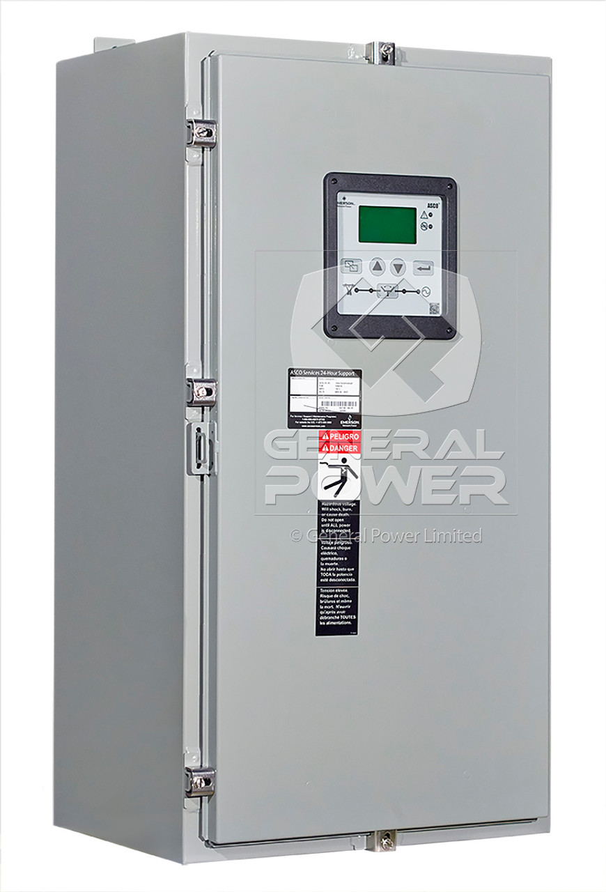 [SCHEMATICS_44OR]  30 AMP ASCO Transfer Switch - ASCO Series 300 ATS | Zenith Ats Wiring Diagram |  | General Power Limited