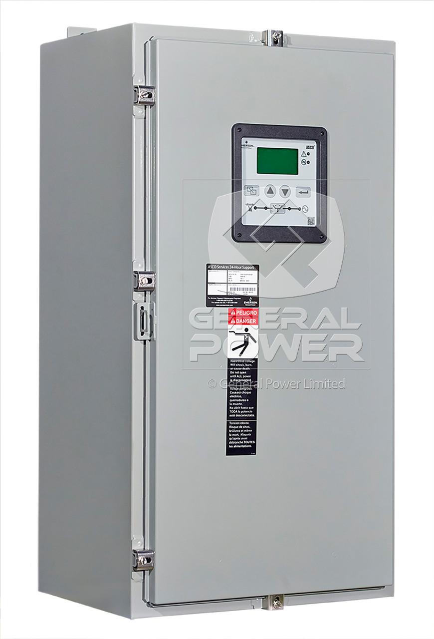 150 Amp Automatic Transfer Switch Ats Asco 3atsb30150cg0f