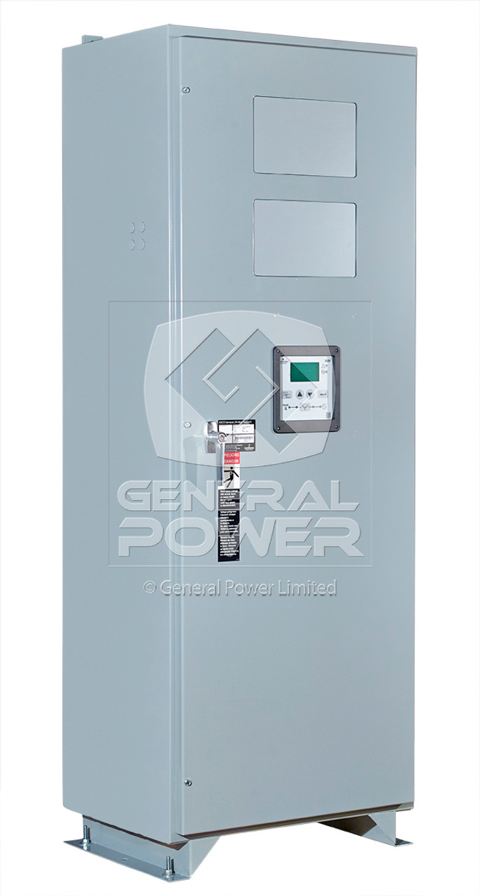 600 Amp Asco Transfer Switch