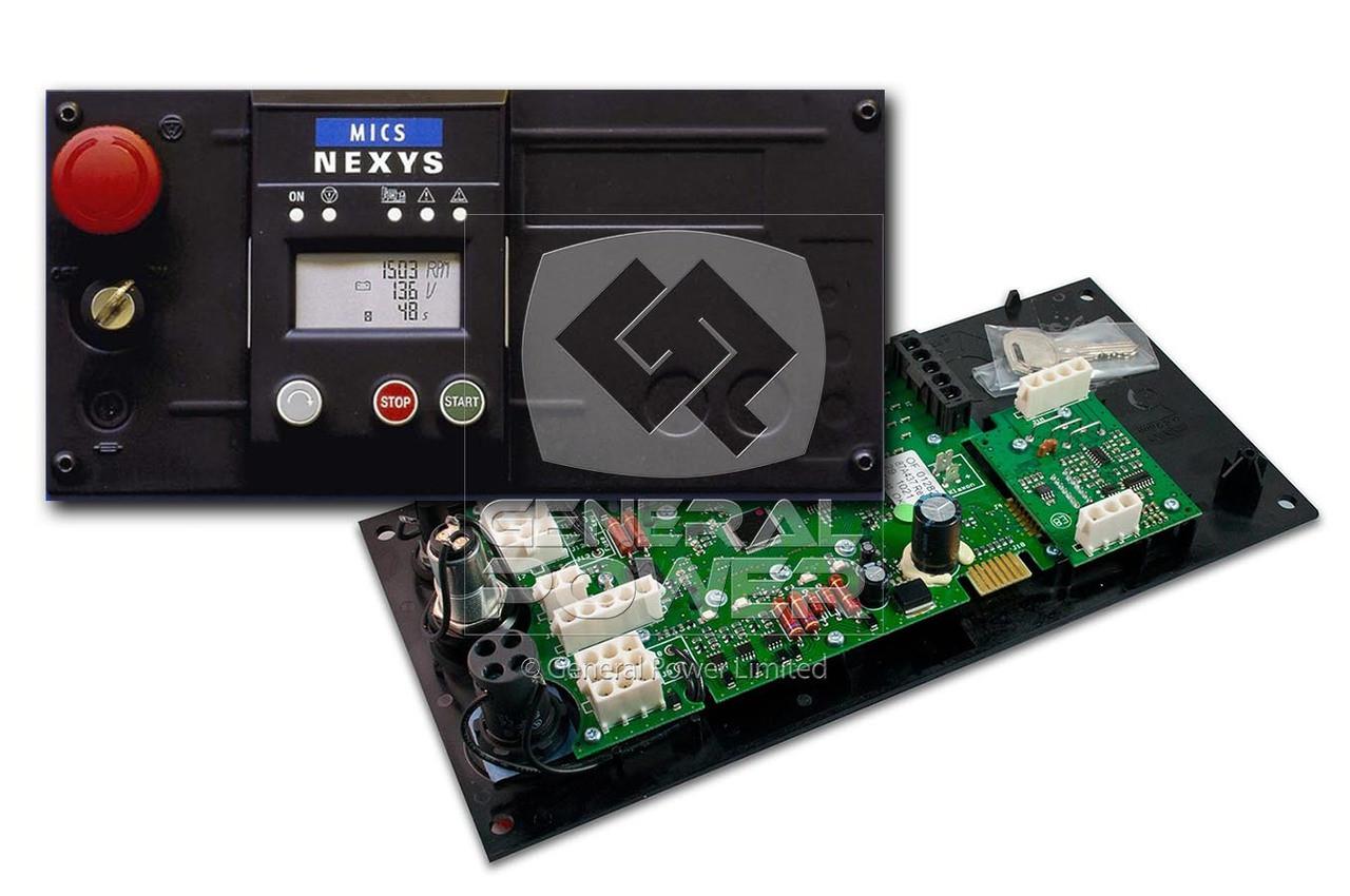 [SCHEMATICS_48ZD]  SDMO Nexys 2 Control | Original SDMO Control from France | Nexys Control Panel Wiring Diagram |  | General Power Limited