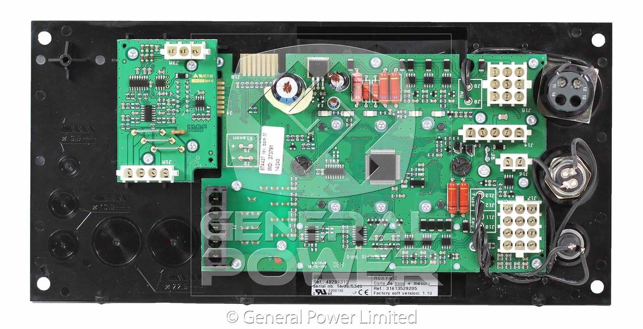 [NRIO_4796]   SDMO Nexys 2 Control | Original SDMO Control from France | Nexys Control Panel Wiring Diagram |  | General Power Limited