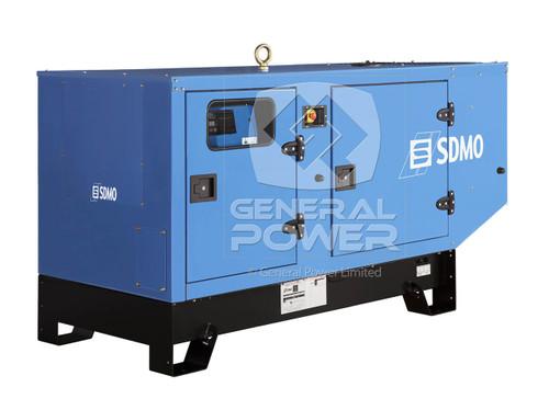 12kw 12 Kva Diesel Generator Sdmo Kohler Engine K12um Iv