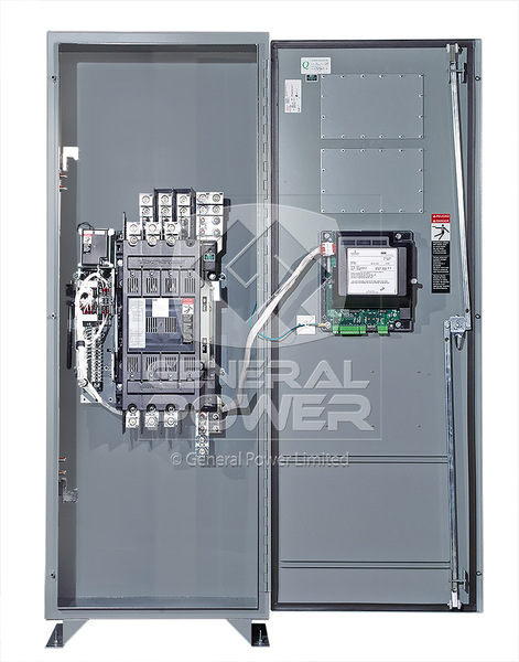 600 Amp Asco Transfer Switch