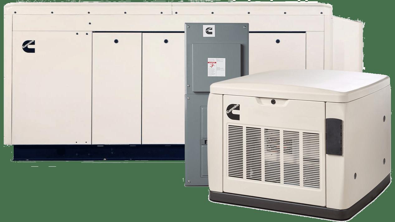 cummins diesel generator photo