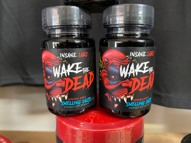 Insane Wake The Dead Smelling Salts