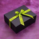 Luxury Halloween Gift Packaging with Message
