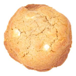 Lemon and White Chocolate Cookie