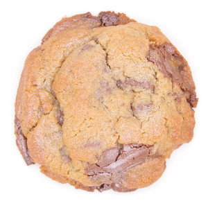 Clementine and Milk Chocolate Cookie