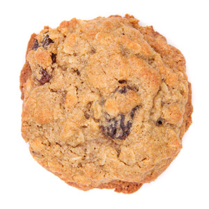 Gluten Free Oat & Raisin Cookie
