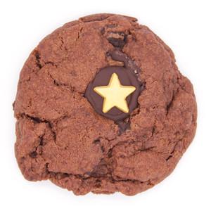 Vegan Dairyfree Double Chocolate Gold Star