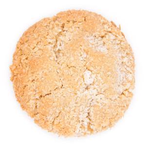 Vegan Gluten Free Coconut Cookie