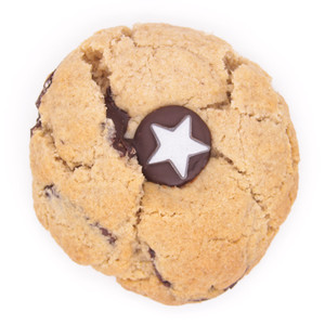 vegan gluten free cookie