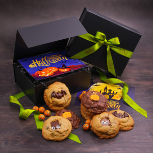 Halloween Classic Cookie Selection Gift Box