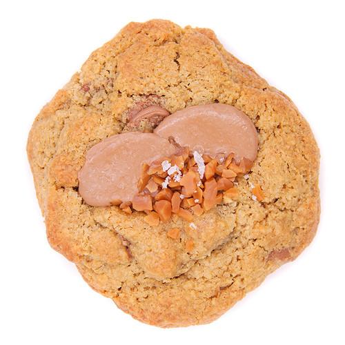Gluten Free Salted Caramel Cookie