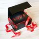 Luxury Valentine's Gift Packaging (Black)