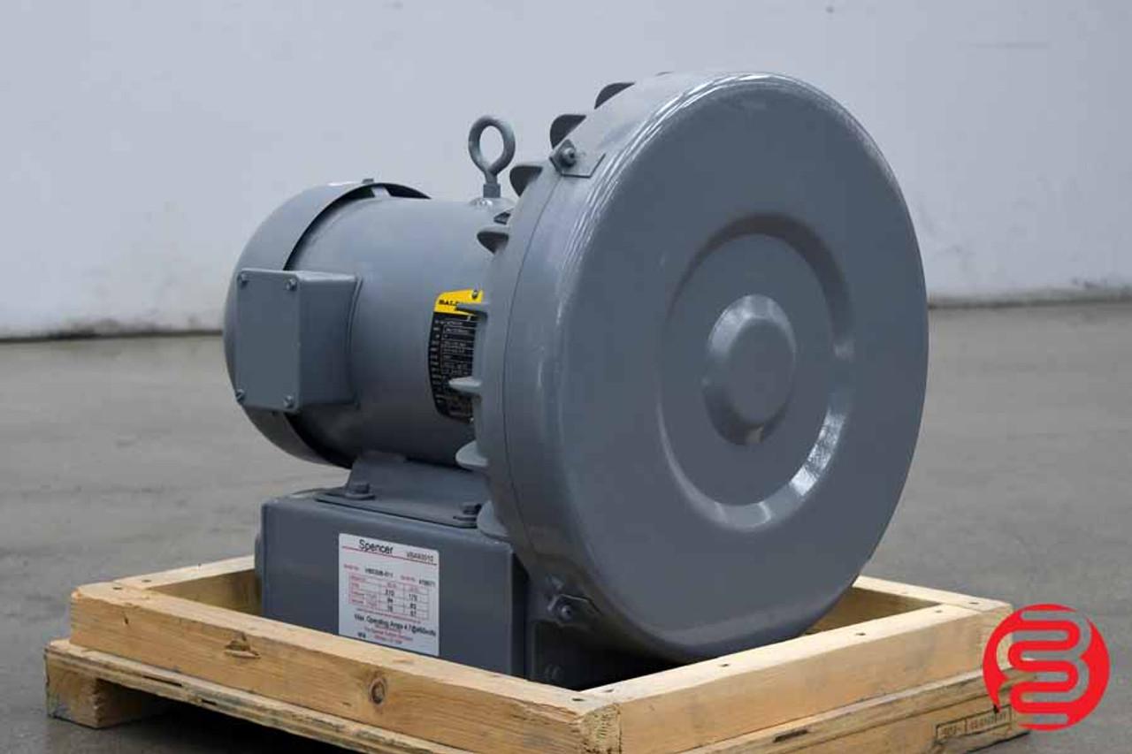 Spencer VB030B-011 Vortex Blower  - 062920075740