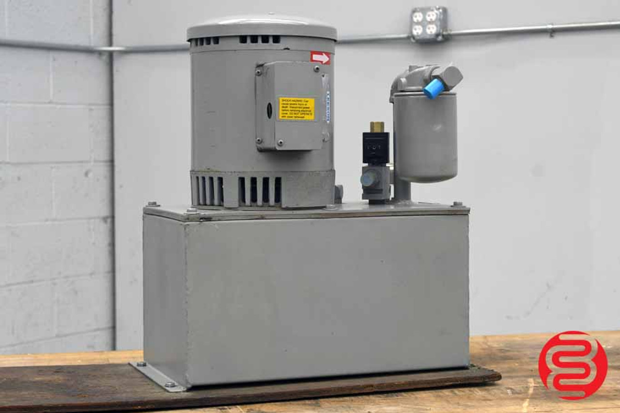 Challenge Machinery Hydraulic Power Pack - 080420111350