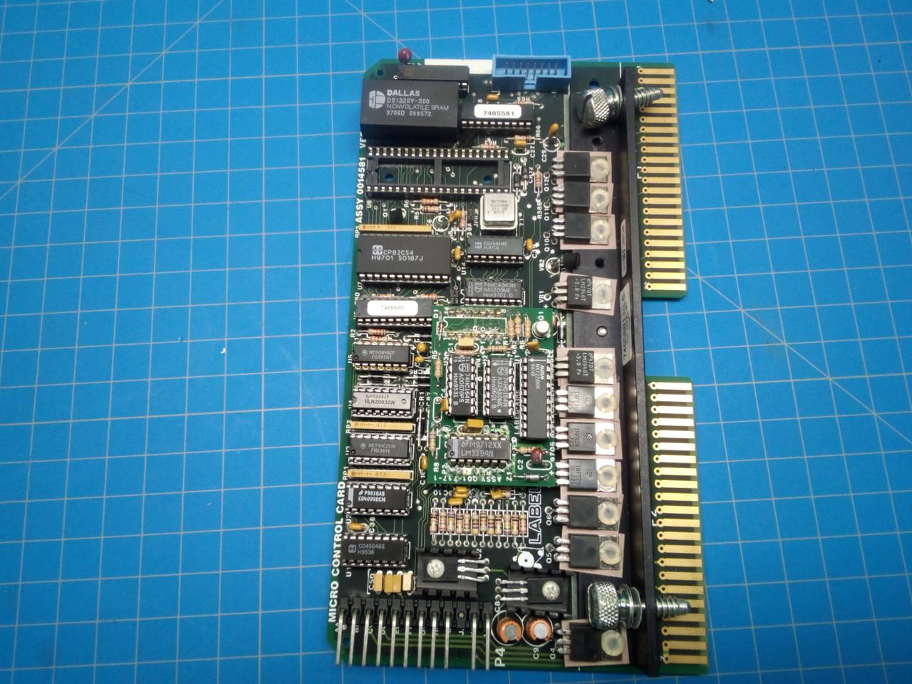 Label-Aire Circuit Board 7465681- P01-000069