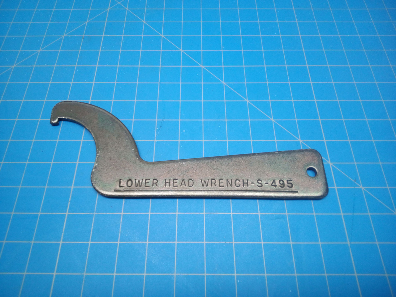 Rosback Lower Head Wrench  S-495 - P01-000131
