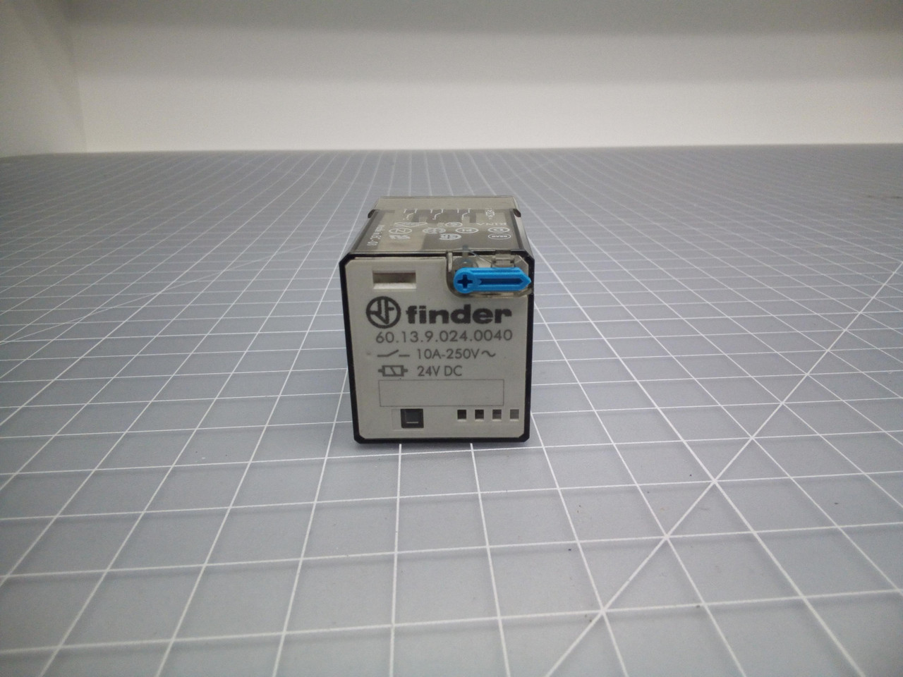 GBC Pro-Tech F160 Finder 60.13.9.024.0040 Relay - P02-000024