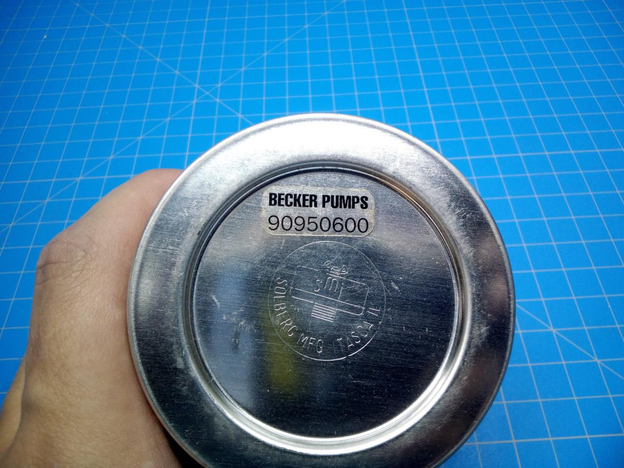 Becker Pump Filter 90950600 - P02-000046
