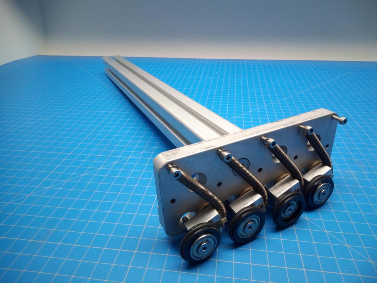 H&H Vacuum Transport Mail Table Pressure Wheel - P02-000059