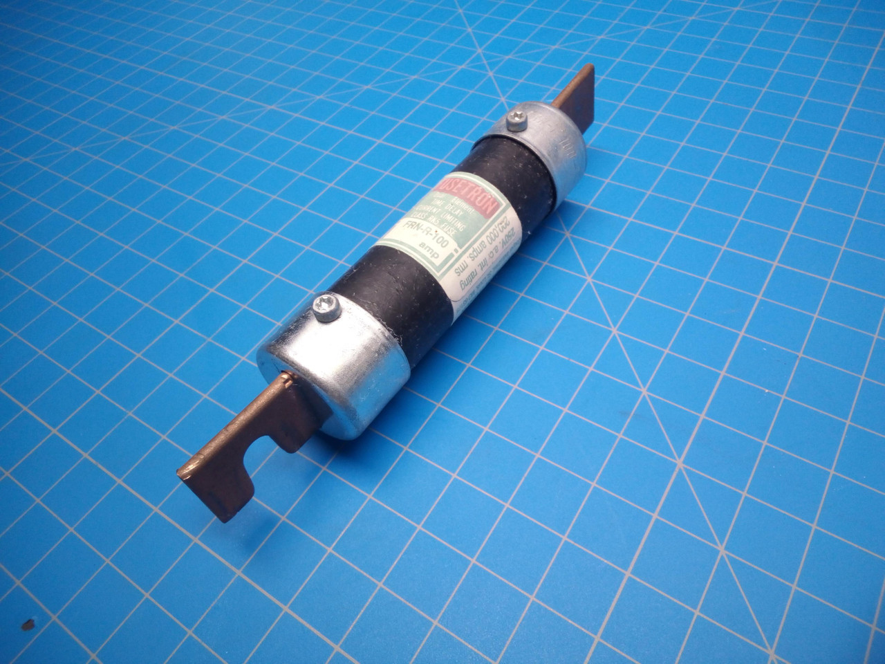 RK5 Dual Element Time Delay Fuse FRN-R-100 250V - P02-000080
