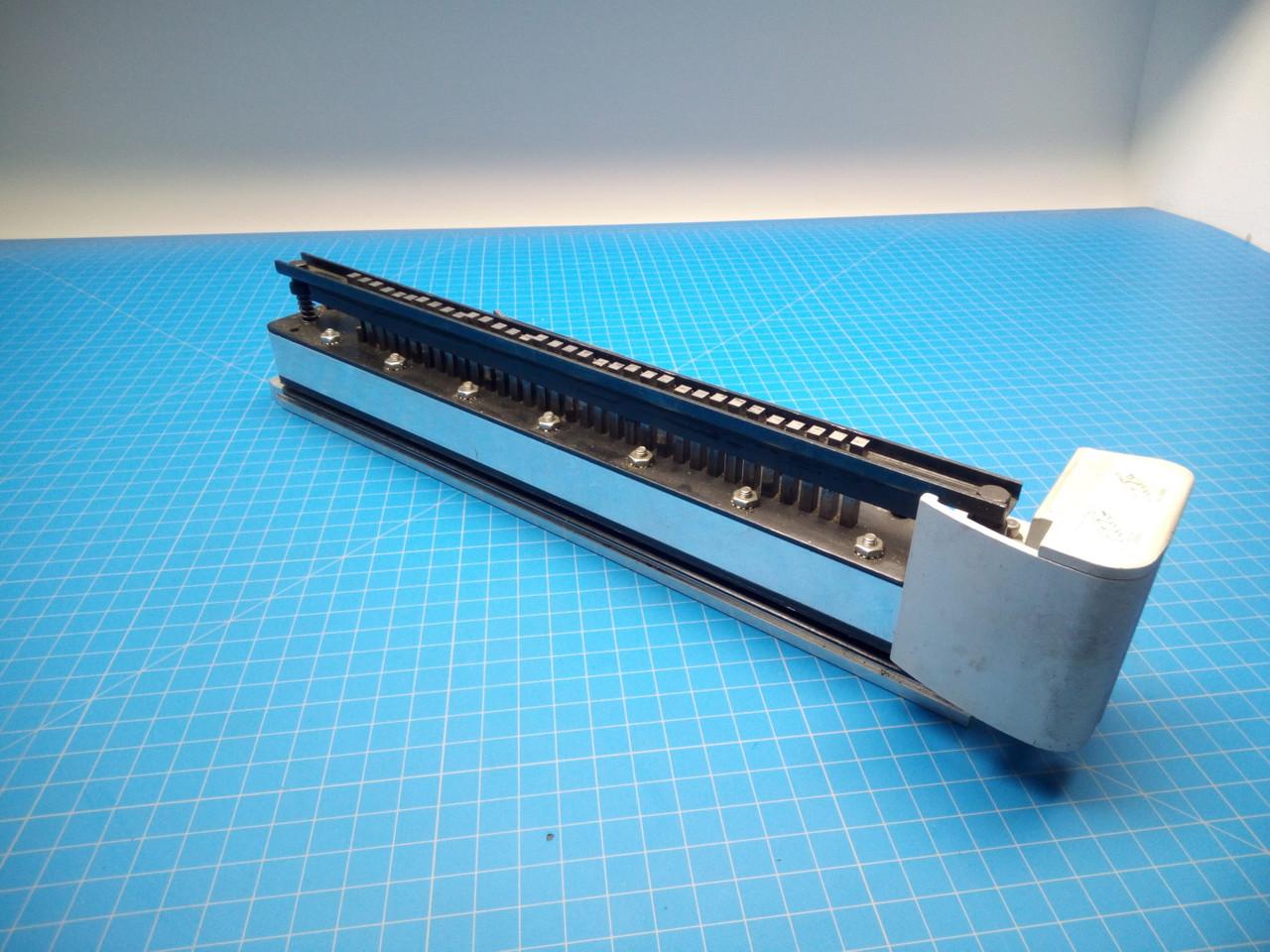 GBC RJ19321E 3:1 Square Paper Punch Die - P02-000085