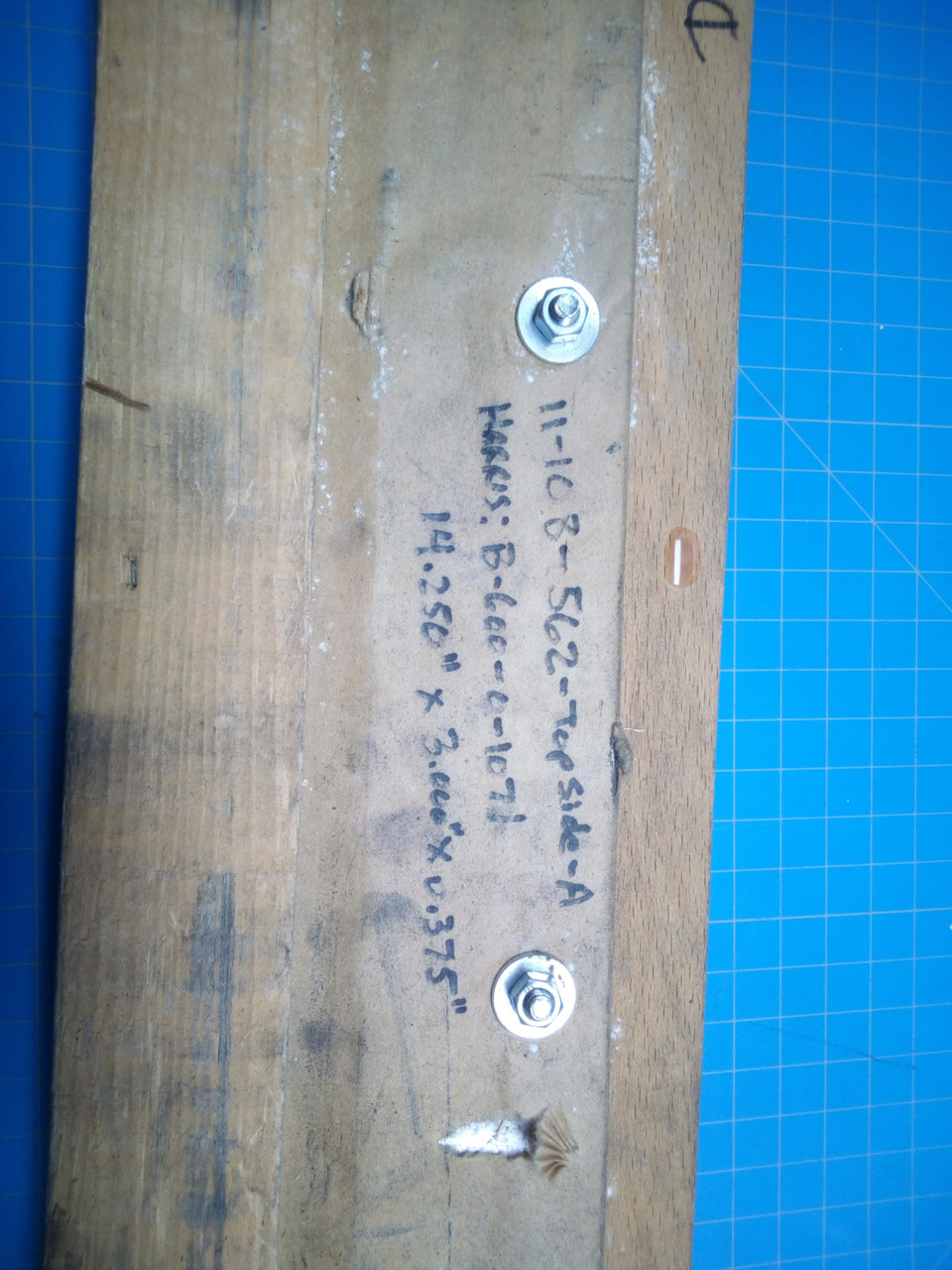 Harris Trimmer Side Knife Set (New) - P02-000171 DD