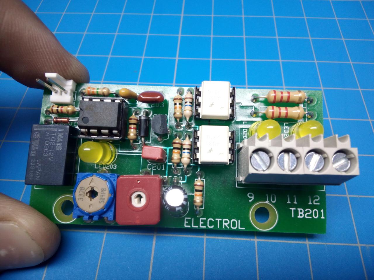 Electrol DC Motor Soft Start Kit - P02-000229