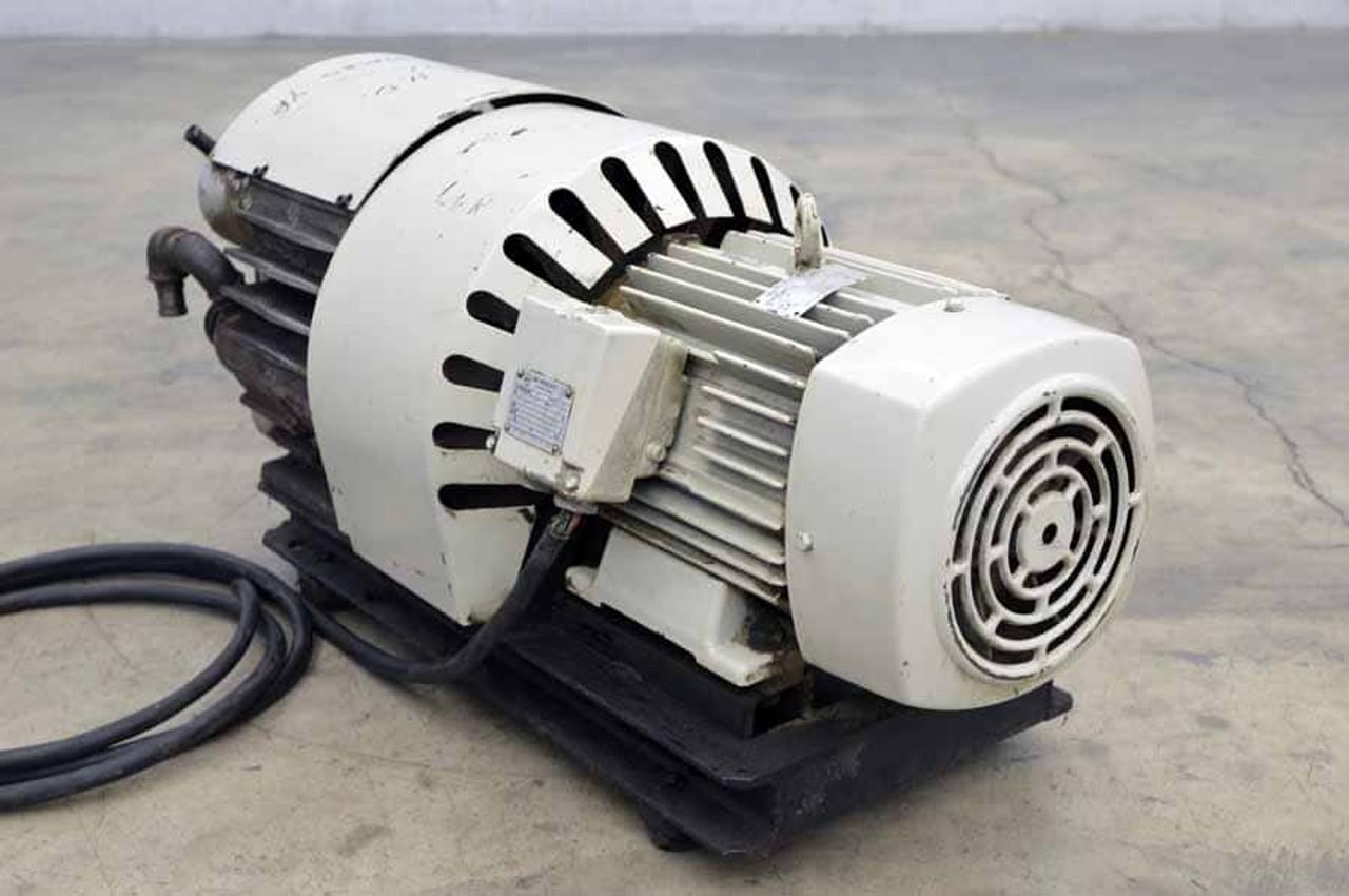 Dobruska U-40 Vacuum Pump