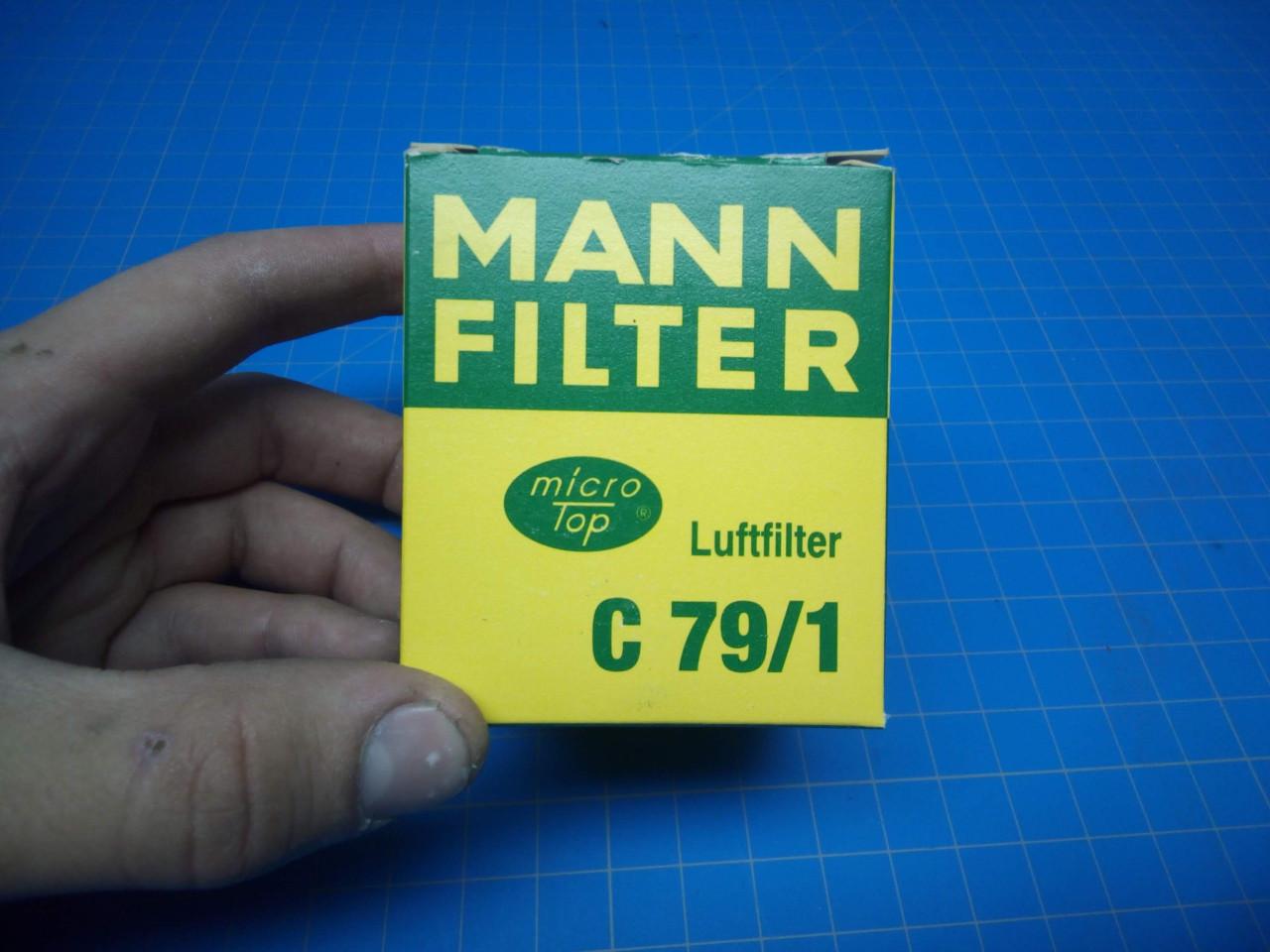 Mann Filter C79/1 - P02-000248