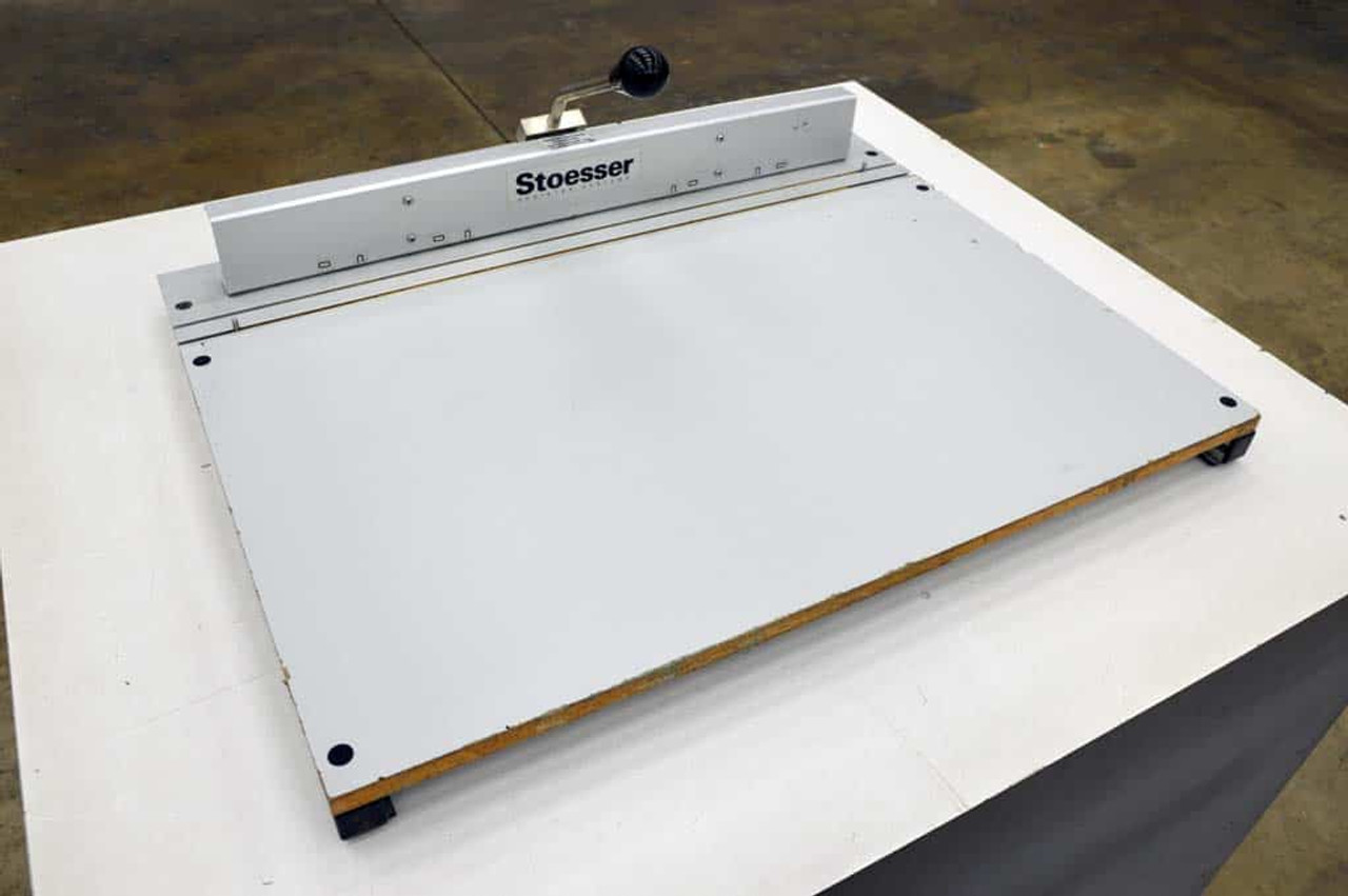 Stoesser Plate Punch