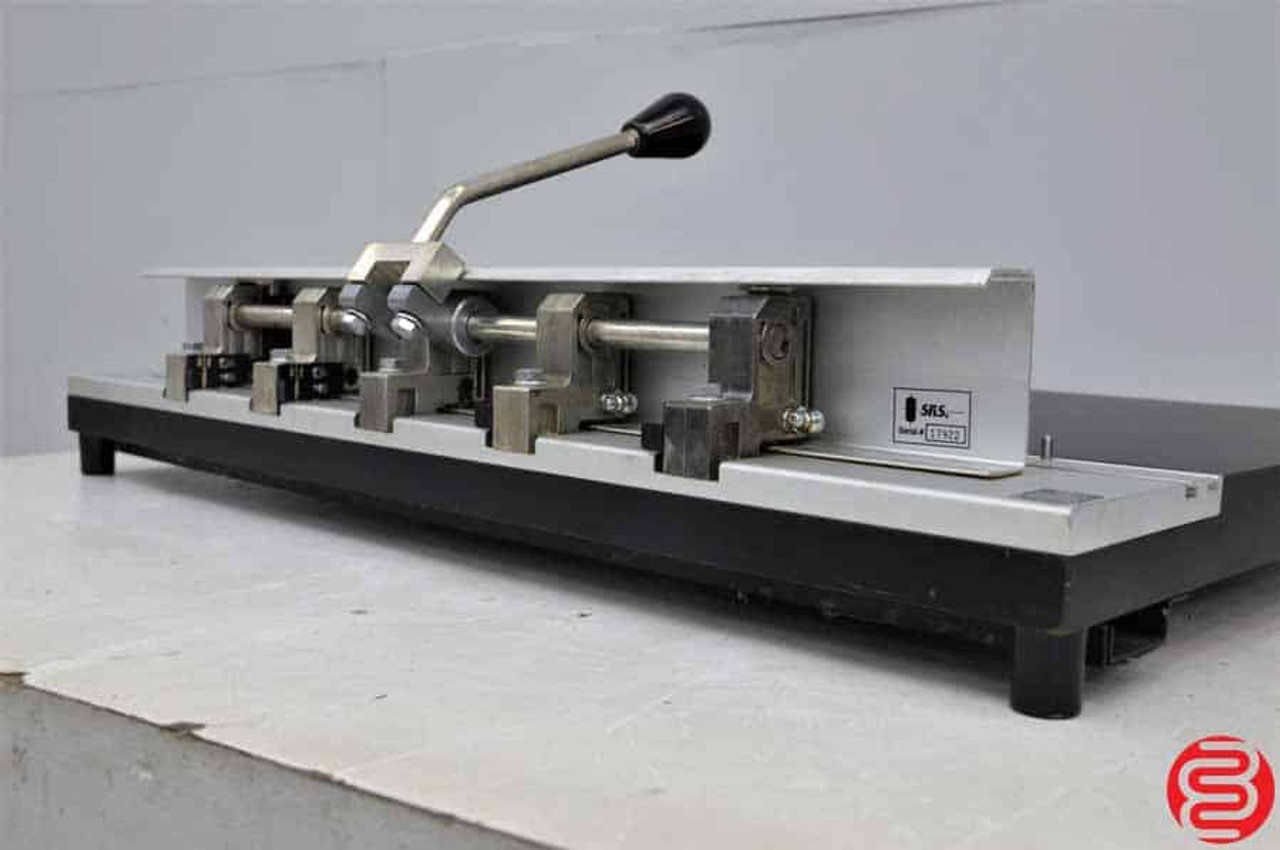 Stoesser Register Systems Plate Punch