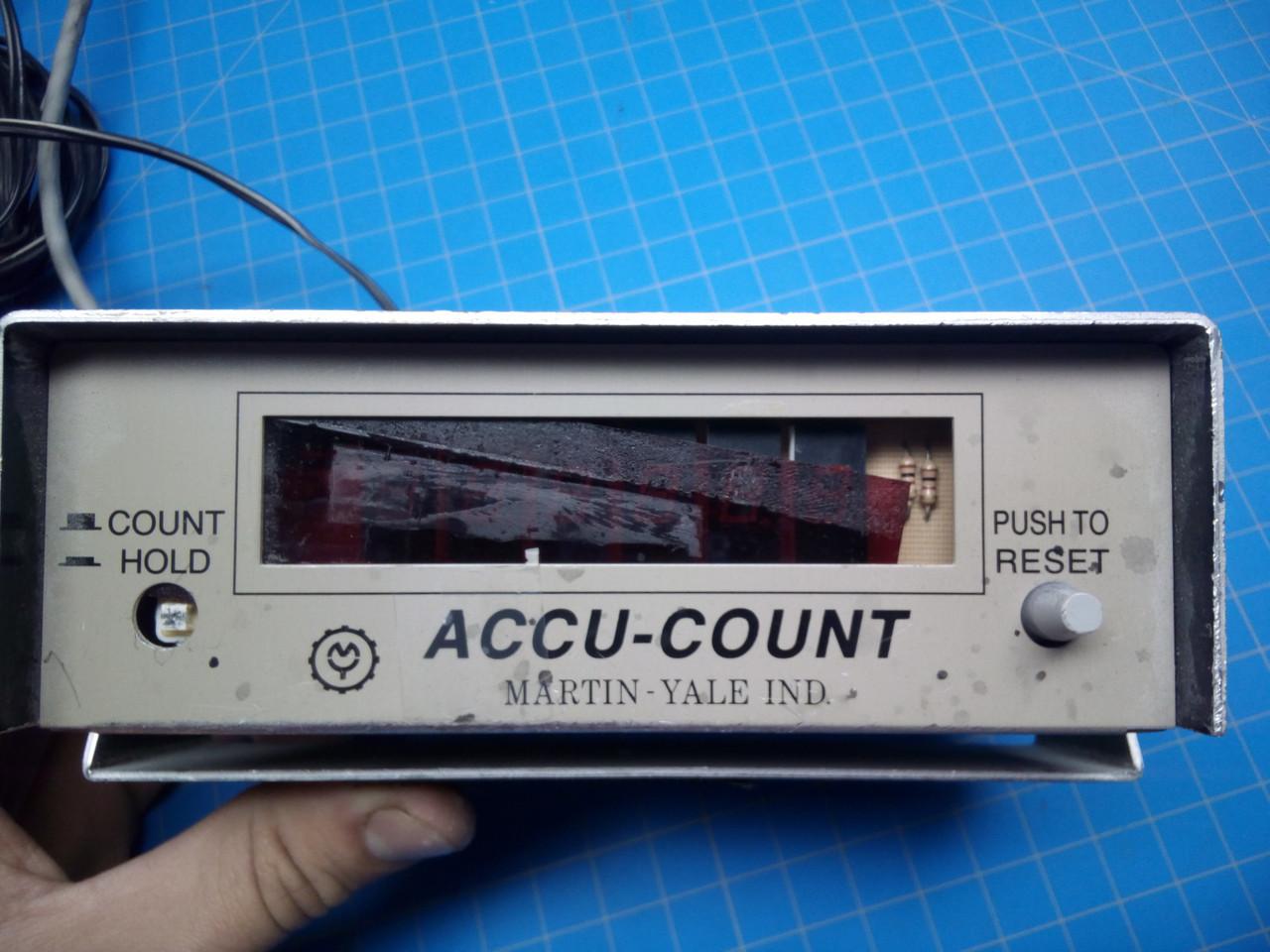 Accu-Count Counter - P02-000374