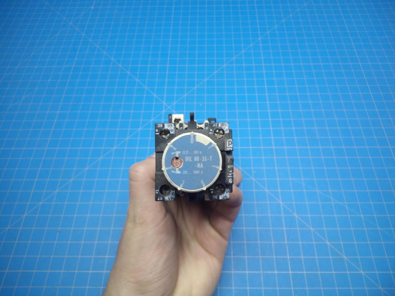Klockner Moeller DIL-08-33-T  - P02-000377