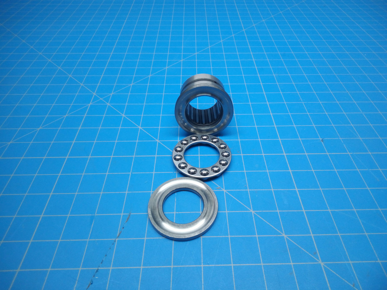 SKF NKX 20 Needle Roller Bearing - P02-000475