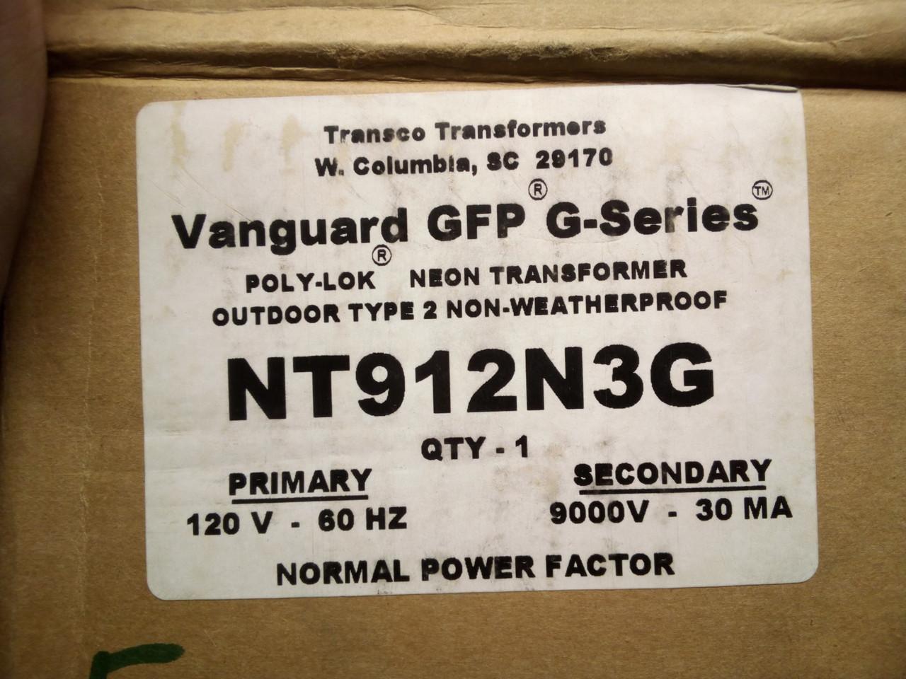 Transco Neon Transformer NT912N3G - P02-000476