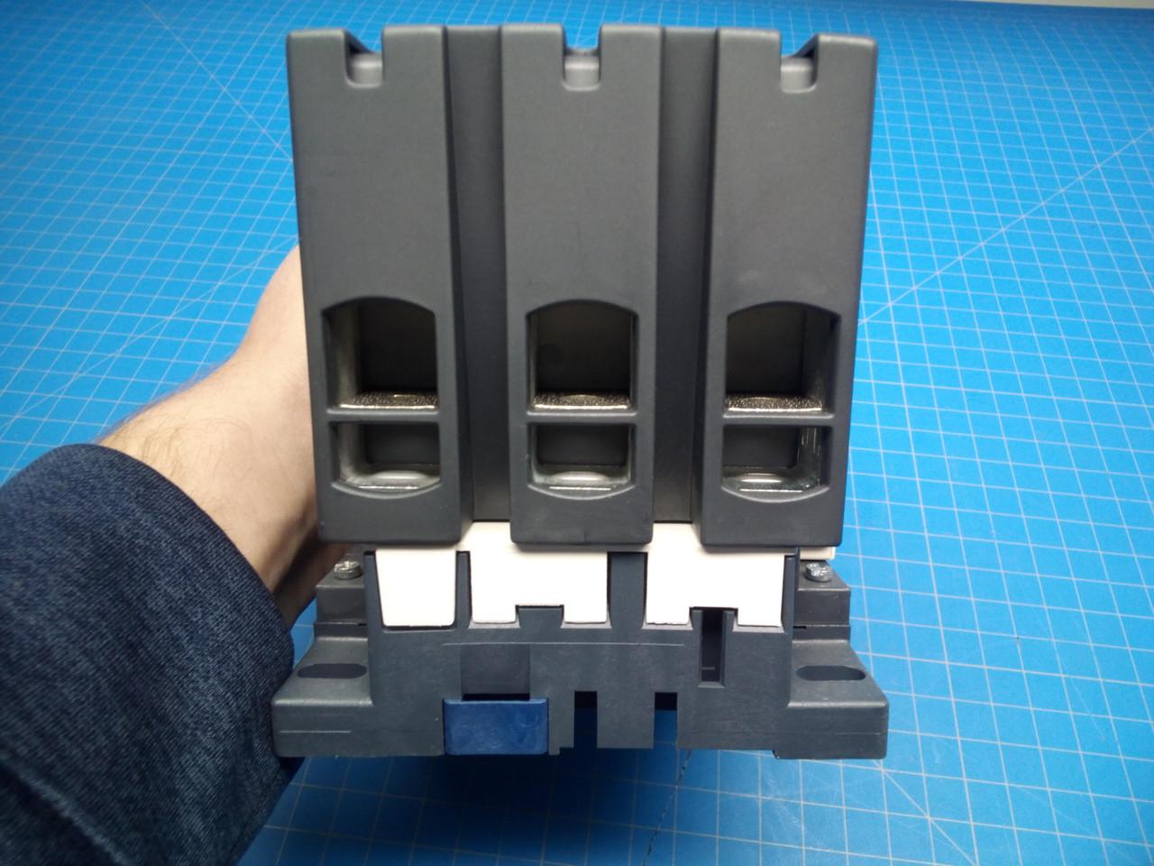 Telemecanique 3 Pole 150 Amp 100 HP Contactor LC1D150U7- P02-000478