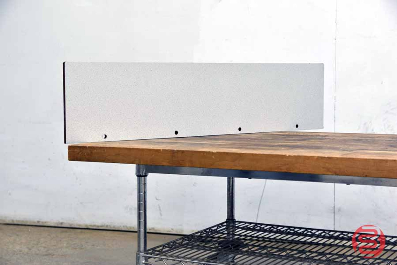 Back Wall of Air Table