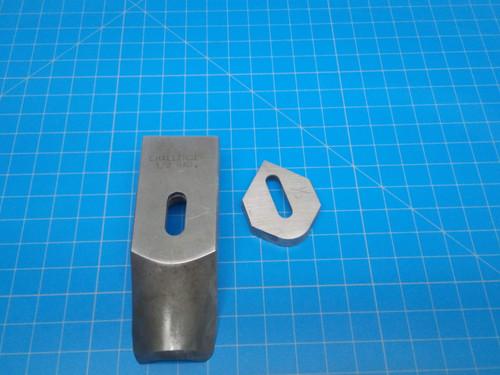 """Challenge Corner Rounder Blade 1/2"""" Radius w/ Die"""