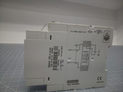 GBC Pro-Tech F160 Crouzet 85100036 Safety Relay  - P01-000028