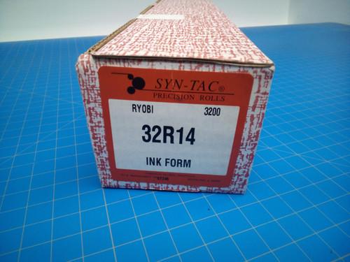 Syn-Tac Ryobi 3200 Ink Form Roller 32R14 - P01-000046