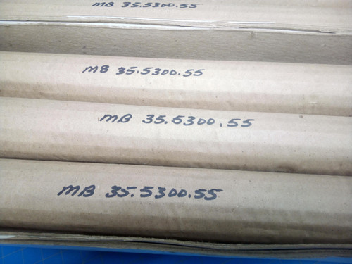 MBO B20 Spiral Fold Roller Set (6 Rollers) 35.5300.55 - P01-000050