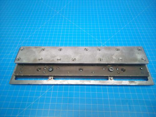 GBC / Sickinger 2:1 Rectangle CombBind Paper Punch Die 0312060000 - P01-000054