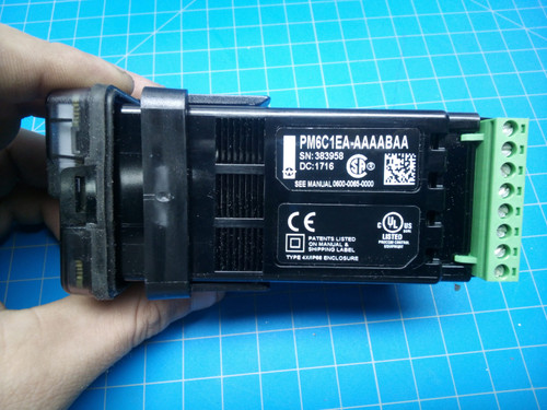Watlow Thermal Control Pm6C1EA - AAAABAA - P01-000091